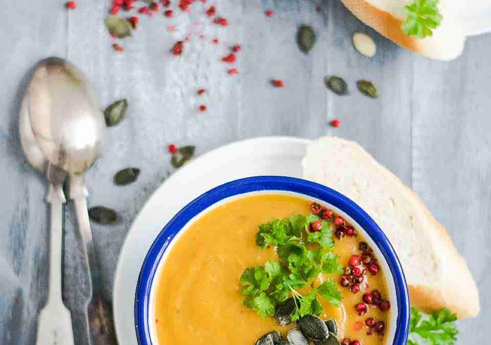 Soupes, bouillons, potages, veloutés, vos alliés de l'hiver