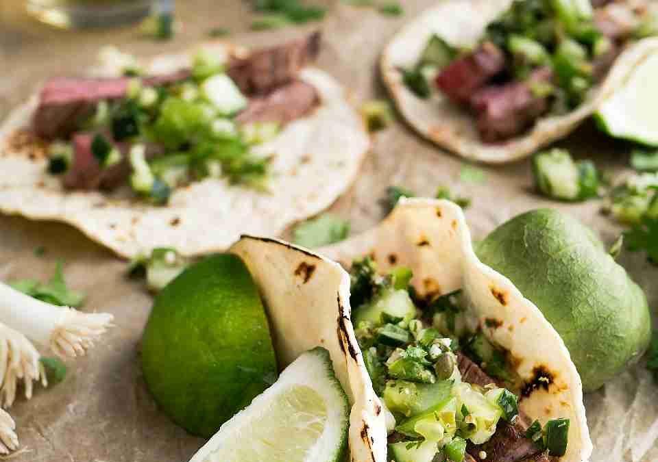 Avez-vous succombé à la Mexican Food avec la star du moment : les tacos ?