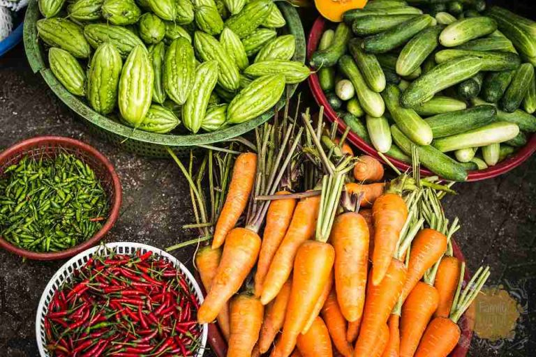 A chaque fruit et légume sa saison ! Que manger et quand ?