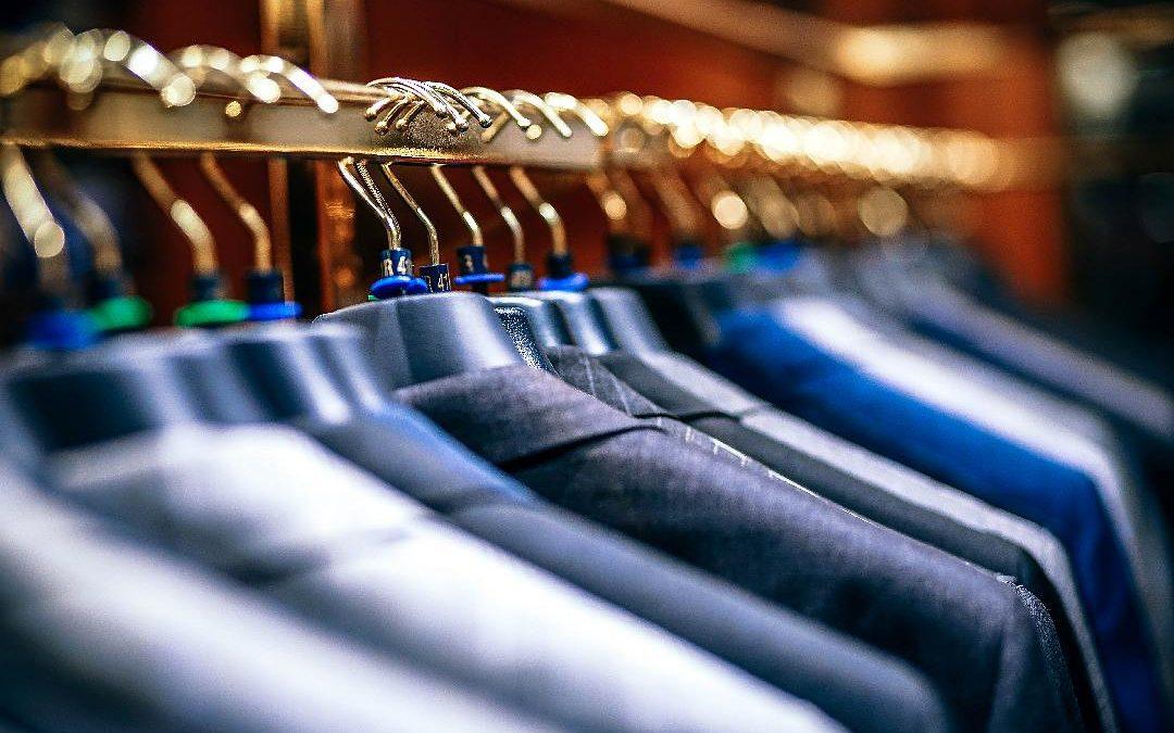 L'Importance de vêtements pour Hommes